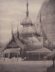 No. 110. Rangoon. South Tazoung of the [Shwe Dagon] Pagoda.